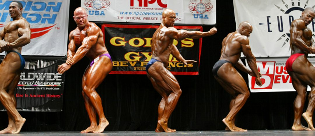 "Do You ""Hope"" to Enter a Bodybuilding Contest Someday?"