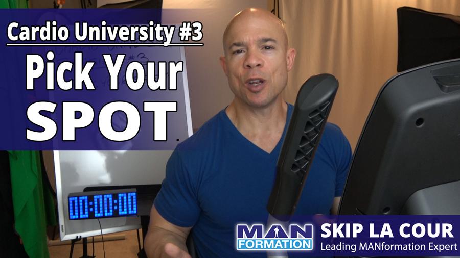 """Pick Your Spot"" – Cardio University #3"